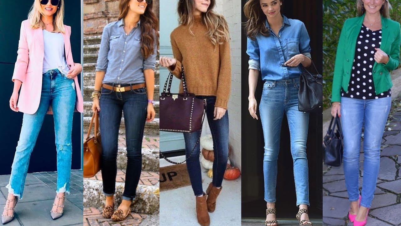 Nuevas Tendencias De Moda 2021 Como Combinar Pantalones De Moda Jeans Basicos En Tendencia De Moda Youtube