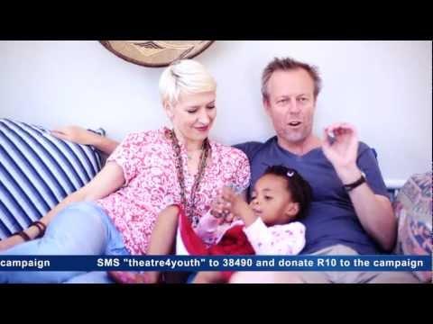 Take a Child to the Theatre: Nick Boraine and Louise Barnes