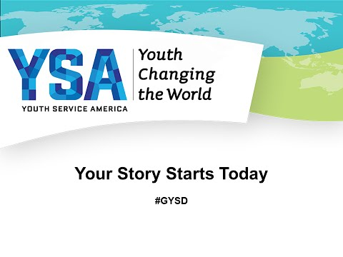 You Story Starts Today: Global Youth Service Day 2015