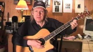 Venus Shocking Blue Guitar Lesson by Siggi Mertens