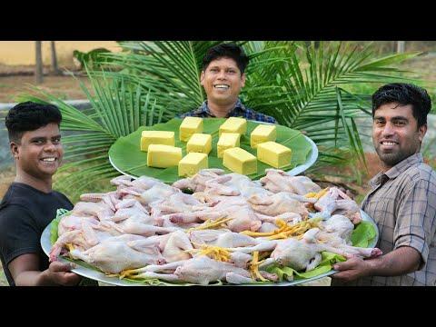 BUTTER CHICKEN | Delicious Buttur Chicken Recipe | Cooking In a Village Style