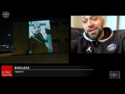 Youtube: Entrevue – Souldia @ Le Télé Journal de Québec