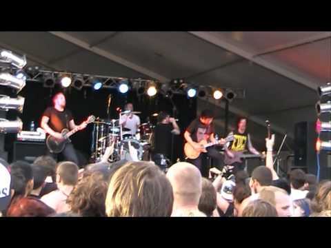 IT DIES TODAY - Miss October  soundwave 2010 brisbane