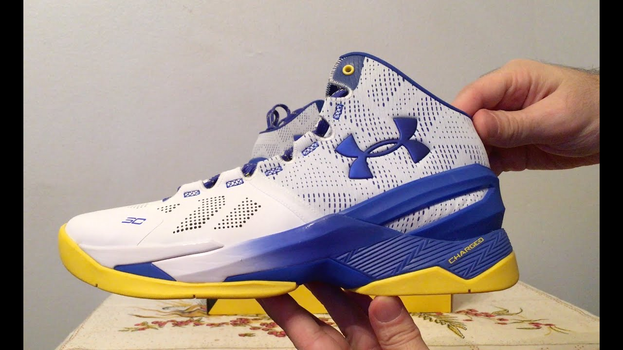 Stephen Curry Responded to Critics of His Under Armour Sneakers