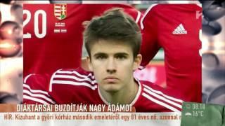 Nagy Ádám kihagyja az érettségit a portugálok miatt - tv2.hu/mokka
