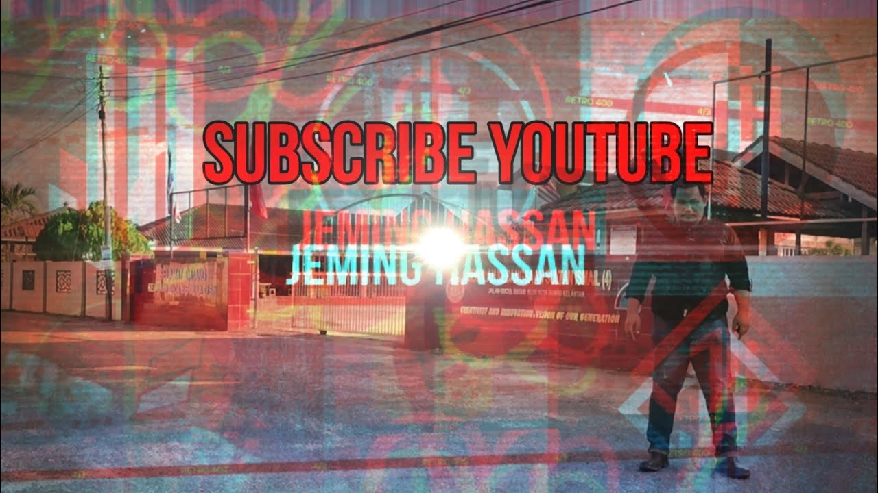 VIDEO INTRO JEMING HASSAN