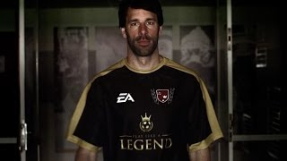 The Signing -- Ruud Van Nistelrooy -- Play Like A Legend Part 8