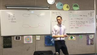 Finding Sides of Similar Things (2 of 2: Using Pronumerals to find the length of a similar shape)