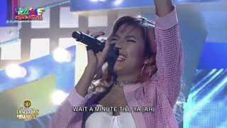 Gambar cover Zephanie, Myrtle and Eumee sings BANG BANG in tawag ng tanghalan