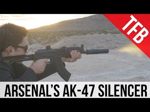 a-rare,-titanium-ak-silencer:-the-arsenal-+-gemtech-ars30-1-suppressor