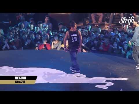 BEST BBOYS of RED BULL BC ONE 2013 WORLD FINALS || STRIFE. || Top Sets & Battle Menu