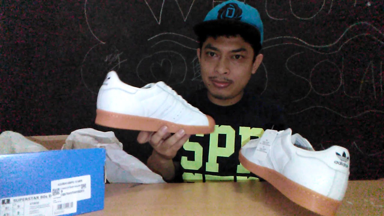 Review: adidas superstar 80 Deluxe YouTube