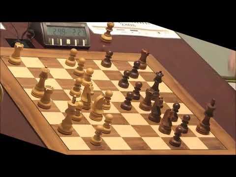 GM Anand (India) - GM Kramnik (Russia) 5m