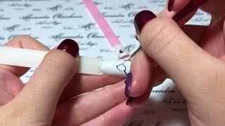 Самый лёгкий и быстрый дизайн ногтей