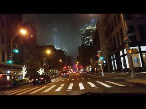 Driving in Newyork city 4K I love ittttt!!!