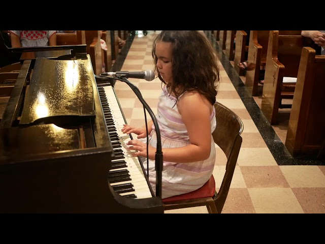 Maya Spring Recital June 2019