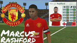 Marcus Rashford - Skills & Goals - Dream League Soccer 2017