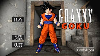 Granny is Goku!