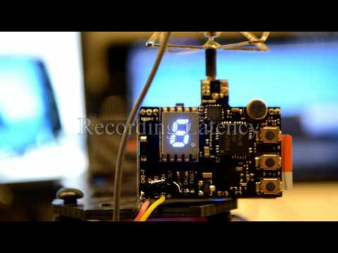 Banggood´s Eachine DTX03: Latency recording and not