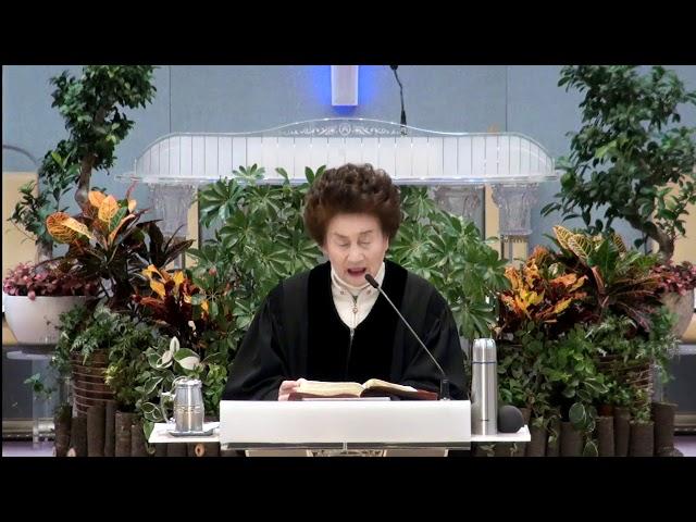 믿음의 시험을 통과하는 자에게 기적이 일어난다 (아멘충성교회 이인강목사님)