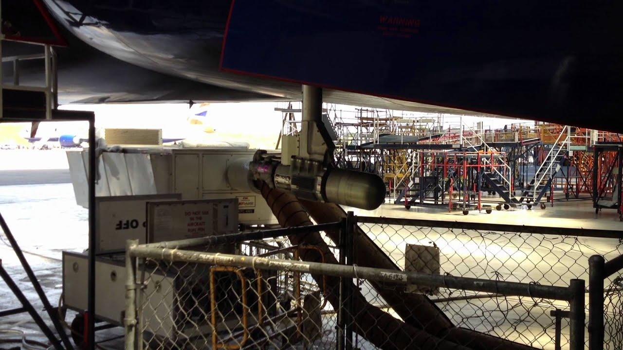 Boeing 777 Ram Air Turbine RAT function test