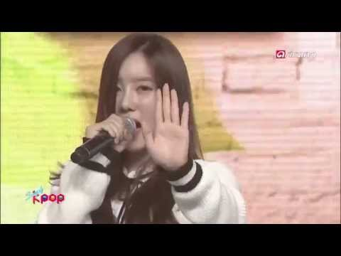 Simply K-Pop - BERRY GOOD(베리굿) _ My first love(내 첫사랑) - Ep.181 / 2015-10- 02