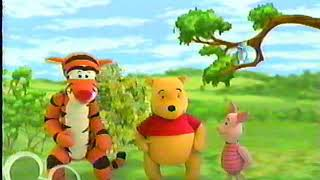 The Book of Pooh: Busy as a Spelling Bee/Up in the Air Junior Bird Donkey