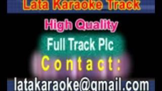 Yeh Dil Aur Unki Nigahon Ke Saye Karaoke Prem Parbat {1973} Lata