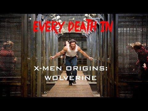 EVERY DEATH IN #109 X-Men Origins: Wolverine (2009)