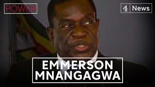Mnangagwa: Who is Zimbabwe