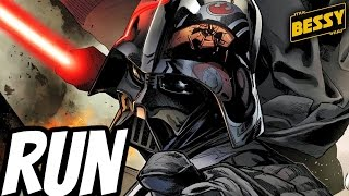 Can Darth Vader RUN - Star Wars Explained (BessY)