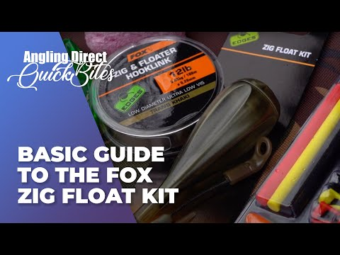 AD Quickbite - A Basic Guide To The Fox Zig Float Kit