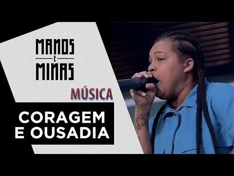 Coragem e Ousadia| Dory de Oliveira