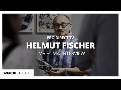 Helmut Fischer Interview: Mr PUMA talks FC Herzo