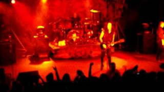 Trivium - Shattering The Skies Above Live (Folkestone March 2010)