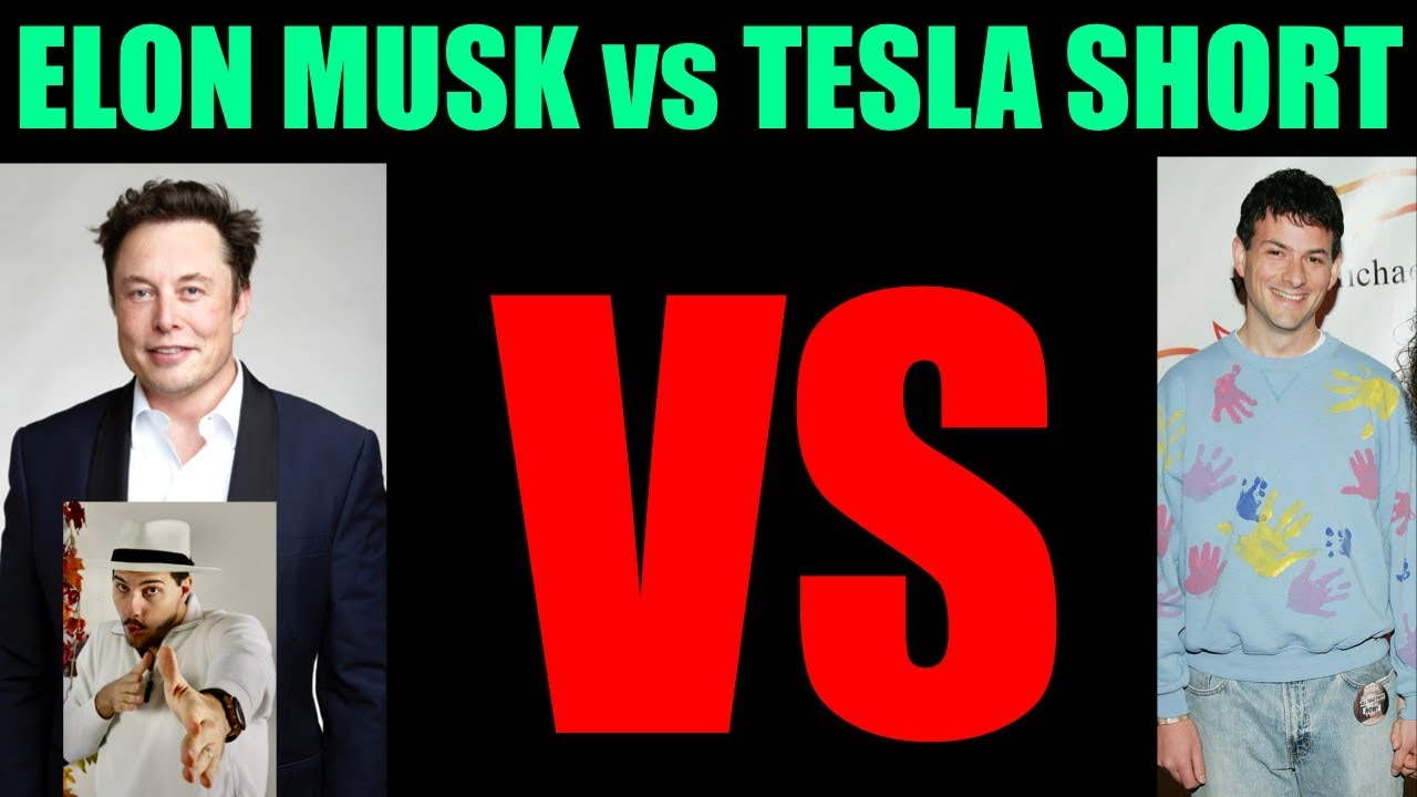 Elon Musk Wrecks Tesla Short David Einhorn