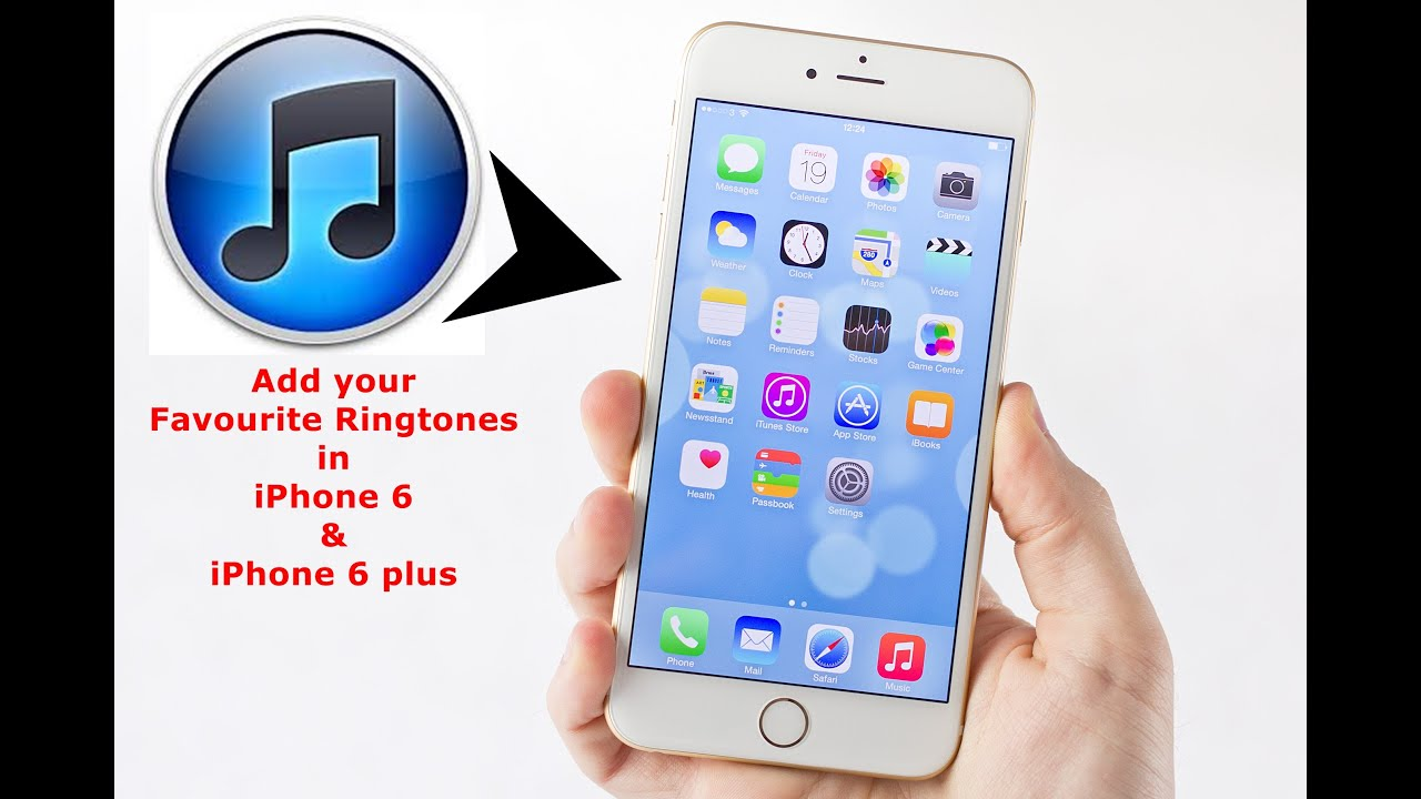 ringtones for iphone 6 set your favourite ringtone in apple iphone 6s amp 6s plus 16035