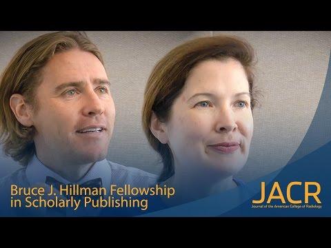 2016 Hillman Fellowship