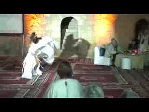 belly dancer Julia Ivanova Aqaba Castle 1