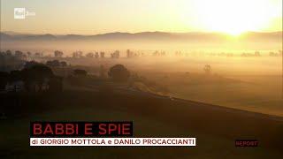 Babbi e spie - Report 03/05/2021