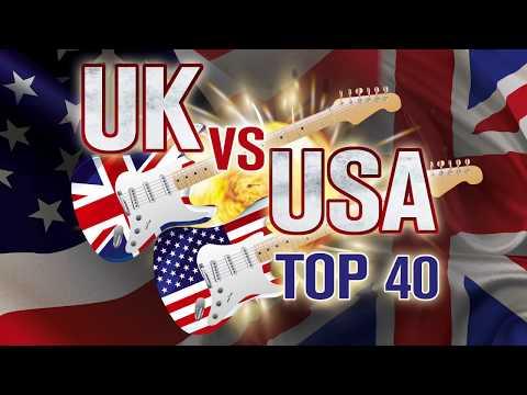 UK vs USA Top 40 - The Barnyard Theatre