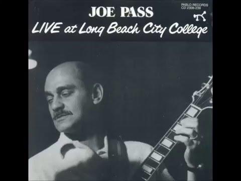 Joe Pass - Live at Long Beach City College (Full álbum)