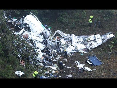 Plane Crash Carrying Brazilian Soccer Team Leaves 75 Dead