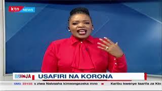 Jinsi hali ya usafirishaji ilivyo haswa wakati huu wa korona (Sehemu ya Kwanza) | KIOO CHA HOJA