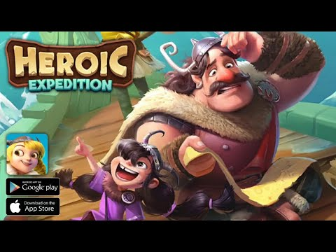 Heroic Expedition - Gameplay | NGT Games