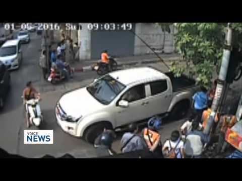 คลิปวิดีโอหลักฐานใหม่ มัดตัว วัยรุ่น 6 คน เจตนาฆ่าชายพิการ