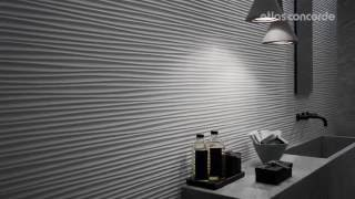 Bath&Spa | 3D WALL DESIGN | Flow |