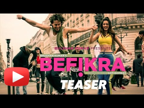 BEFIKRA Song Teaser | Tiger Shroff, Disha Patani, Meet Bros