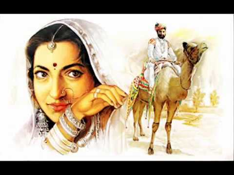 CHAUDHARY Rajasthani folk song with lyrics