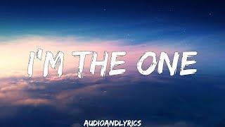 DJ Khaled ft. Justin Bieber, Quavo, Chance The Rapper, Lil Wayne - I'm The One (Clean Lyrics)
